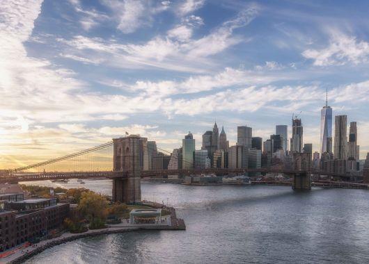 6 Tage New York im neuen Jahr: Zentrales 4* Hotel und Flug ab 597€