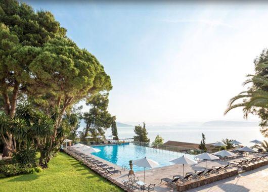 1 Woche Korfu im Mai – 5* Hotel inkl. Frühstück, Flug, Rail&Fly und Transfer ab 532€