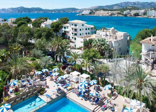 5 Tage Mallorca im 4* Hotel inkl. Halbpension, Flug und Mietwagen ab 204€