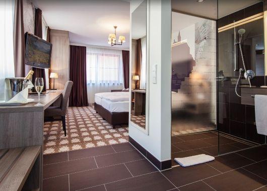 Städtetrip: Übernachtung im 4* Hotel in Regensburg inklusive Frühstück für 39,50€ pro Person