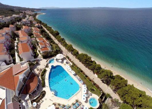1 Woche Kroatien im Mai: 4* Hotel inkl. Frühstück, Flug & Transfer ab 355€