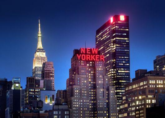 Januar – Februar: 5 Tage NYC im 3* New Yorker Hotel inkl. Flug ab 599€