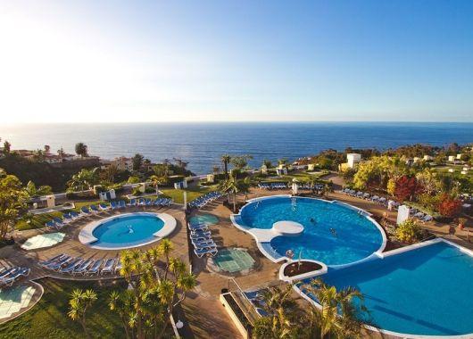 Mai – Juni: 1 Woche Teneriffa im 4* Hotel in Santa Ursula inkl. Halbpension, Flug, Rail&Fly u. Transfer ab 394€