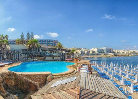 1 Woche Malta im Frühjahr – 4* Hotel inkl. Frühstück, Flug und Transfer ab 259€