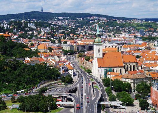 Bratislava: 3 Tage im sehr guten 4* Hotel inkl. Frühstück und Wellness ab 54,50€ pro Person