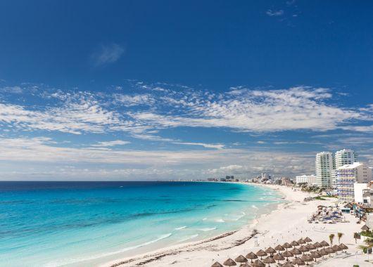 2 Wochen Cancún im September: 3* Hotel inkl. Frühstück, Flug und Transfer ab 859€