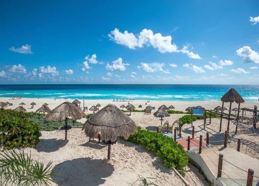 2 Wochen All Inclusive in Mexiko: 5* Hotel, Flug, Transfer und Rail&Fly ab 1278€