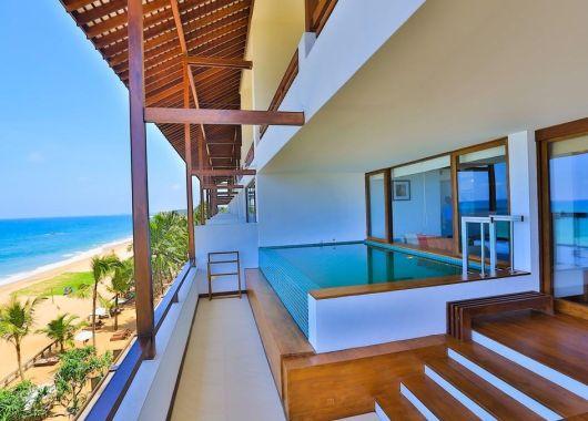 11 Tage Sri Lanka im September: 4* Hotel inkl. Meerblick, HP, Flug und Transfer ab 849€