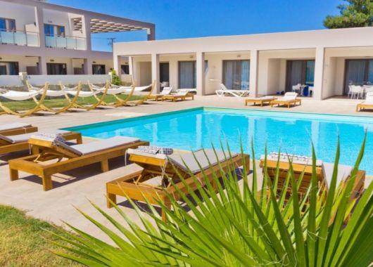 1 Woche Thassos im Mai: 4* Hotel inkl. Halbpension, Flug, Rail&Fly und Transfer ab 348€