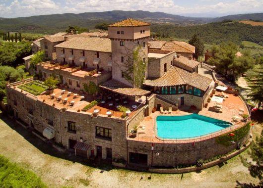 4 – 9 Tage im italienischen Umbrien: 4* Hotel inkl. Halbpension & Spa ab 149€