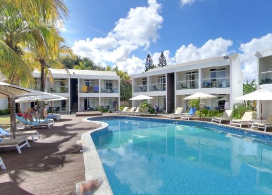 8 Tage Mauritius im 3* Strandresort inkl. Vollpension, Flug und Transfer ab 918€