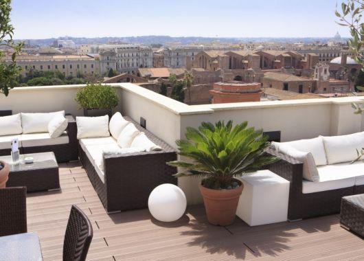 4 Tage Rom in spitzen 4* Hotel inkl. Frühstück und Flug ab 311€