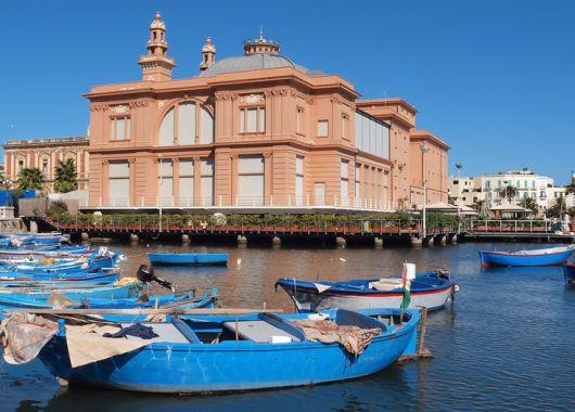 4 Tage im italienischen Bari im 4* Hotel inkl. Flug und Frühstück ab 153€
