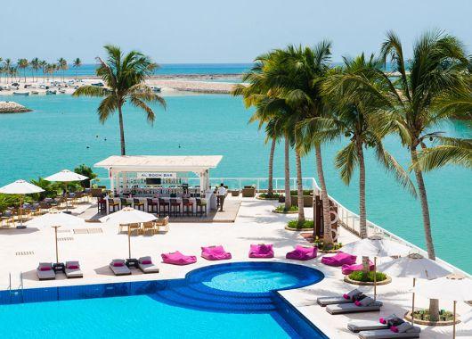 8 Tage Oman im 5* Hotel inkl. Vollpension Plus, Rail&Fly, Flug, Transfer und einem Ausflug ab 799€