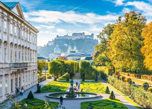 Schönes Salzburg: 3 Tage im sehr guten 4* Hotel ab 89€