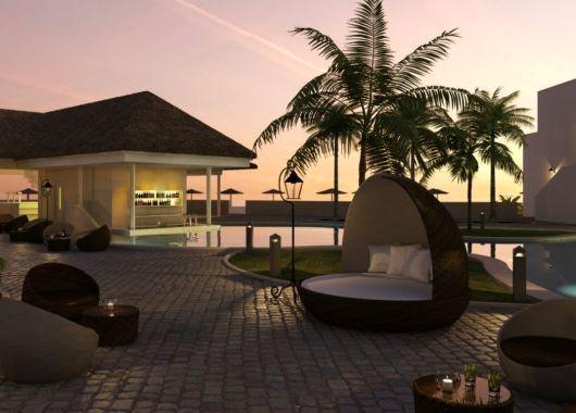 Luxus auf den Kapverden: 5* Hotel auf Sal mit All Inclusive, Flug, Rail&Fly und Transfer ab 827€