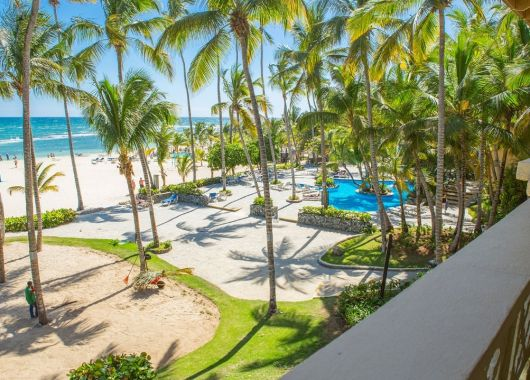Single-Reise in die Dominikanische Republik: 9 Tage im 3,5* Hotel mit All In, Flug, Rail&Fly und Transfer ab 855€