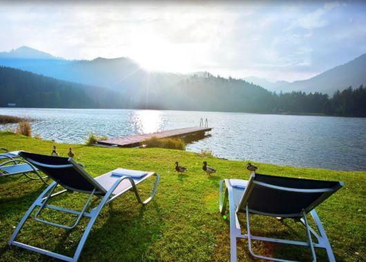 Erholung in Bayern: 3 – 8 Tage im 4* Alpenhotel inkl. Frühstück, Dinner & AlpenSpa ab 159€