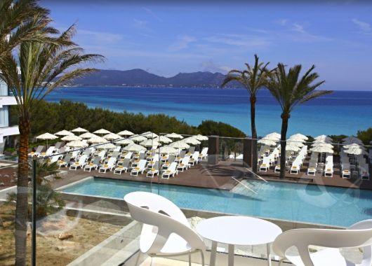 1 Woche Cala Millor im Mai: 4* Hotel inkl. Halbpension, Flug und Transfer ab 380€