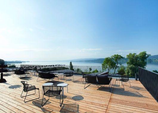 3 Tage Wellness am Bodensee: 4,5* Hotel inkl. Frühstück, Dinner und Spa für 274€ pro Person