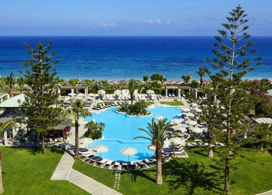 1 Woche Luxusurlaub im 5* Sheraton Hotel Rhodos inkl. Flug, Transfer und Halbpension ab 599€