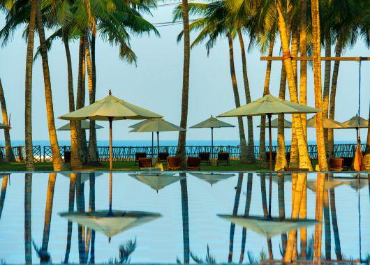 Eine Woche Sri Lanka im 5* Hotel inkl. Flug, Transfer, Rail&Fly, Meerblick und Halbpension ab 739€