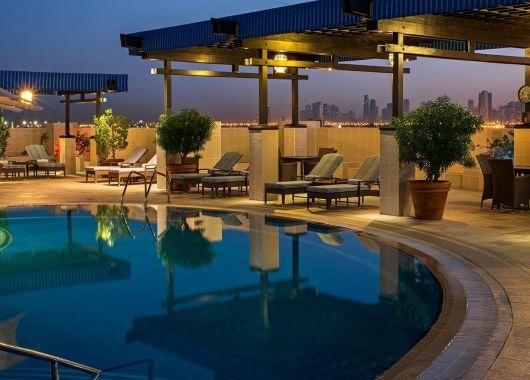 7 Tage Dubai im 4* Hotel inkl. Flug, Transfer, Rail&Fly und Frühstück ab 533€