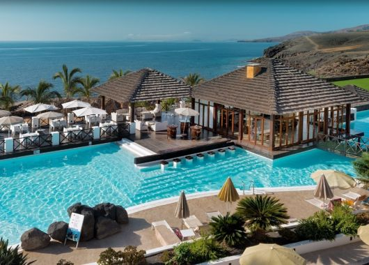 1 Woche Lanzarote im 5* Hotel inkl. Frühstück, Flug, Rail&Fly und Transfer ab 479€