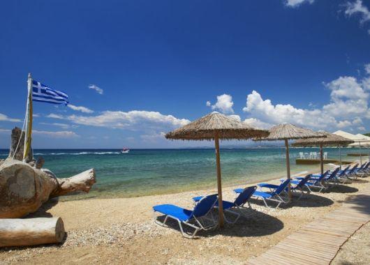 1 Woche Chalkidiki im 5* Hotel inkl. Halbpension, Flug und Transfer ab 375€