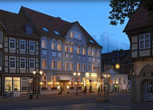 Celle: 3 Tage im 3* Altstadt-Hotel inkl. Frühstück & Late Check Out ab 74,99€ p.P.