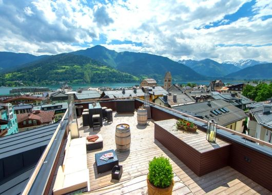 Zell am See: 3 – 8 Tage im 4* Hotel inkl. Halbpension und Spa ab 159€