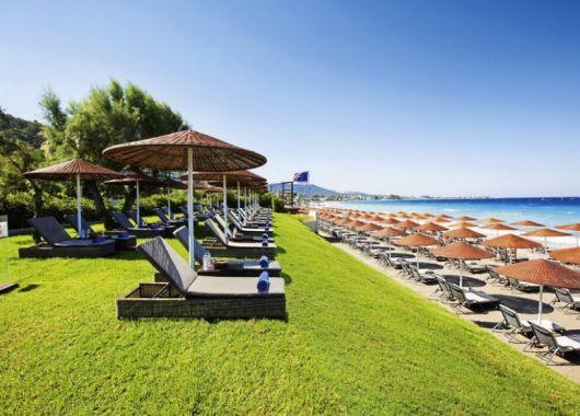 5 Tage Rhodos im 5* Hotel inkl. HP, Flug, Rail&Fly und Transfer ab 466€