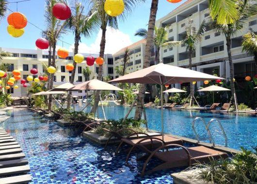 9 Tage Bali im 4* Zimmer mit Jacuzzi auf dem Balkon und inkl. Frühstück, Flug, Rail&Fly und Transfer ab 1087€