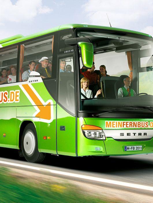 Fernbusse in Deutschland – Günstige Alternative zur Bahn