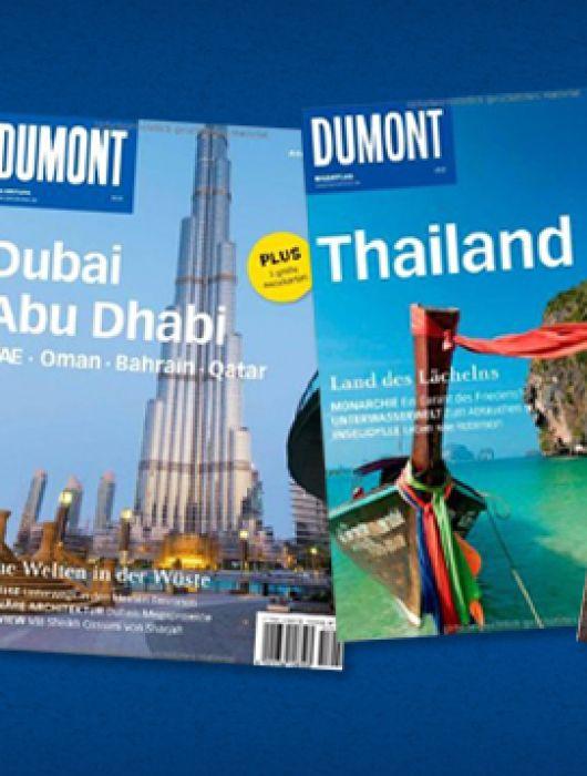 Reiseführer-Empfehlung: Der Dumont-Verlag