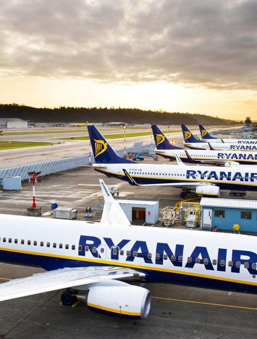 Ryanair startet Kundenoffensive – zweites Handgepäckstück bald möglich