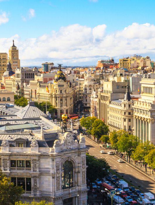 Reisebericht Madrid – Die sonnige Hauptstadt Spaniens
