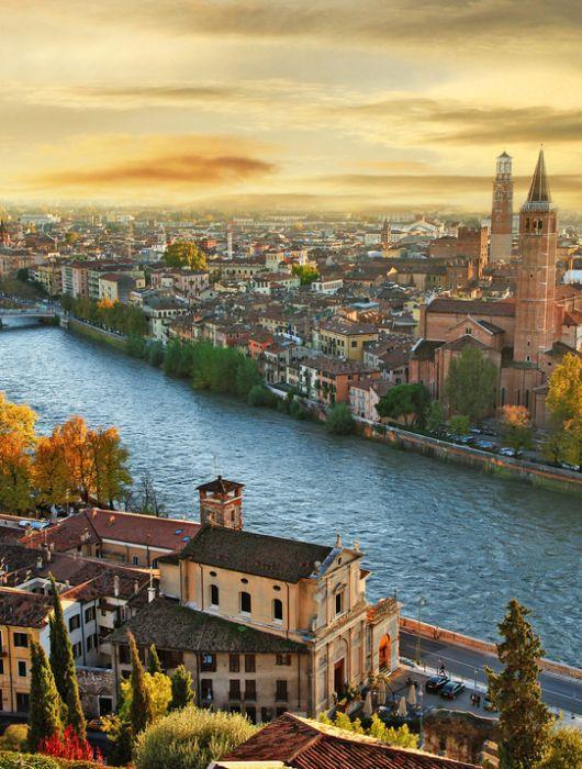 Reisebericht Verona: Die goldene Stadt in Norditalien