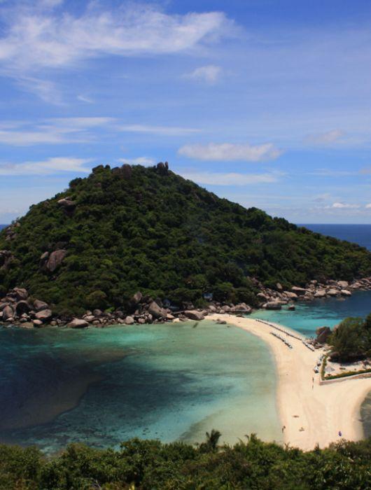 Koh Nangyuan: Der schönste Strand der Welt?!?