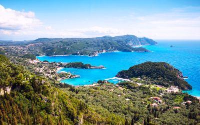 Korfu: Eine Woche im 3* Hotel inkl. Flug, Transfer und Frühstück ab 240€