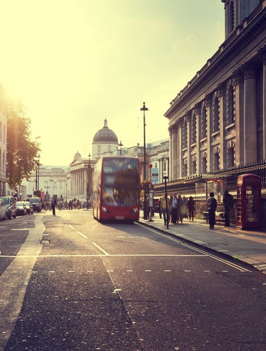 Reisebericht: Mit dem Bus quer durch England