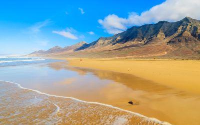 Eine Woche Fuerteventura im 4* Hotel inkl. HP, Flug, Rail&Fly und Transfer ab 331€