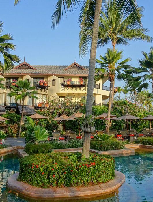 Anantara Bophut Resort & Spa Koh Samui – Ein Hotel der Luxusklasse