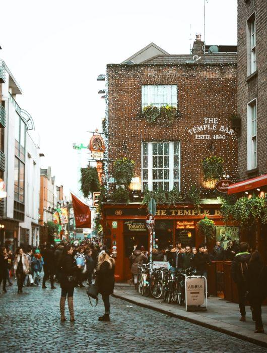 Reisebericht Dublin: Ein Einblick in die Vielfalt der irischen Hauptstadt