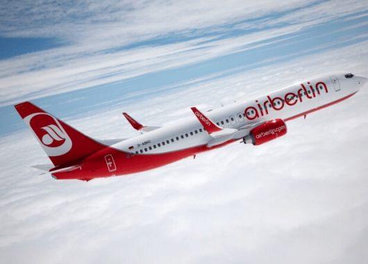 Airberlin: Aktionstickets ab 44€ oneway, 88€ für Hin- und Rückflug