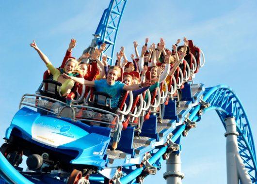 Nervenkitzel im Holiday Park Hassloch: Tagesticket (einlösbar bis Anfang November) ab 24,90€