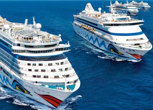 AIDA Aktionswochen: 14-tägige Karibikkreuzfahrten mit Vollpension und 200 Euro Bordguthaben ab 949€