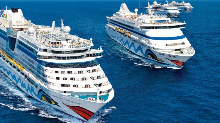 AIDA Last-Minute: Verschiedene Kreuzfahrten mit Vollpension für 7 oder 10 Tage bereits ab 579€