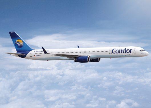 Condor Gutscheine: 25€ auf Langstrecken, 10€ auf Kurz- und Mittelstrecken