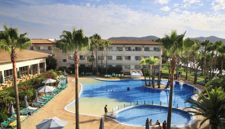 7 Tage Mallorca im April oder Mai: 4* TUI Best Hotel + Flüge + Transfer + Zug zum Flug ab supergünstigen 230€ pro Person